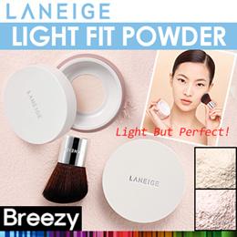 BREEZY  [Laneige] Light Fit Powder  9.5 g