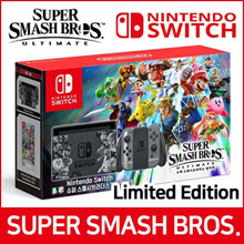 Nintendo Switch Super Smash Bros. Ultimate Limited Edition / Korean Version Formal A / S