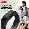 SKMEI Smartband L28T Fitness Tracker with OLED screen  - L28T  [  100% ORIGINAL ]