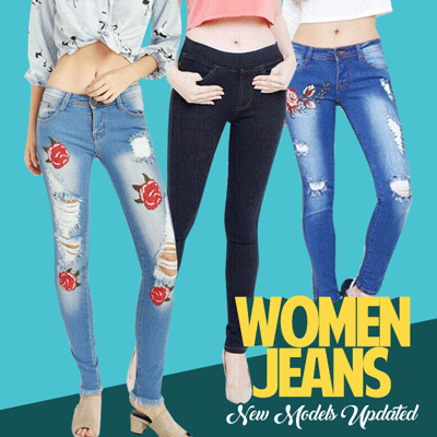 NEW ARRIVAL WOMAN JEANS COLLECTION size 27 Deals for only Rp135.000 instead of Rp135.000