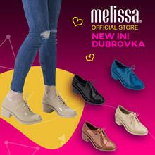 [Just In] MELISSA Official Store Footwear for Ladies