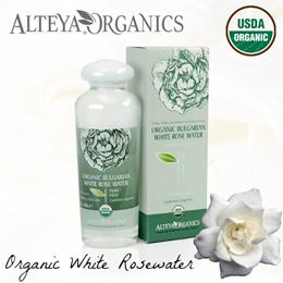 [Stimulates skin regeneration] Organic Bulgarian White Rose Water (Rosa Alba) 250ml Alteya Organics
