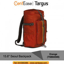 Targus 15.6 inch Seoul Backpack - Orange (TSB84508)