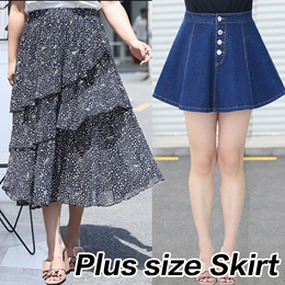 ♥buy 2 free shipping♥PLUS SIZE fashion dress Skirt / Denim skirt  / high quality