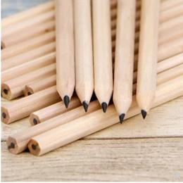 100Log pencil hexagonal schoolchildren child drawing HB environmental protection stationery