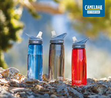 2018 New Design! Camelbak Eddy/Kids/Chute Mag Water or Sports Bottle 750ml - 1.5L Fitness Bottle