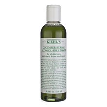 Kiehl s Cucumber Herbal Alcohol-Free Toner 8.4oz, 250ml