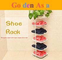 * Free shipping * Shoe Rack * Iron Shoe Rack * European-style multi-layer simple shoe rack.