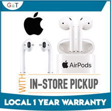 Apple Airpods / Local Set / 1 year warranty / Bluetooth earphones
