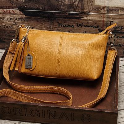 14d24d5bcfd0 discount 2018 Hot Sale Popular Fashion Brand Design Genuine Leather Bag  Women Messenger Bags Cowhide