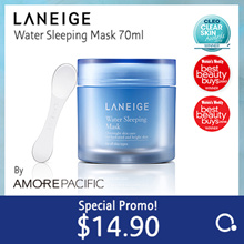 Special Price ! $14.90 [Laneige] Sleeping Masks 70ml  (Official Seller by Amore Pacif