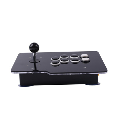 discount USB Arcade Joystick Controller 8 Directional Buttons Rocker Wired  For PC Android