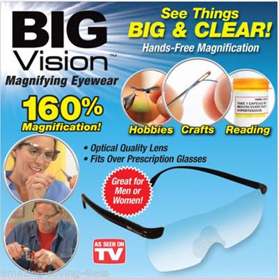 401b0e1803b Adlens Glasses - Adjustable Focus Eyeglasses - Variable Focus Instant  Prescription -6D-+3D