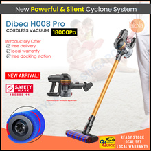 [▼-59% ] ★✔FREE SAME DAY DELIVERY: DIBEA H008 PRO Cordless Vacuum Cleaner. - NEW arrival