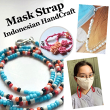 Colorfull Mask Strap_3styles_10Colors_ready for Kids too!