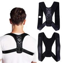 Adjustable Posture Corrector Body Clavicle Back Support Brace Shoulder Belt Health Care