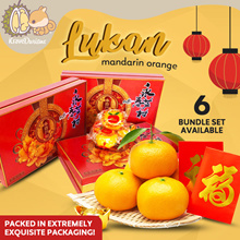 CNY Mandarin Oranges - China Yong Chun LuKan *WHOLESALER PRICE*