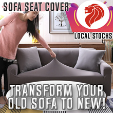 SG Seller / 5 Exclusive Designs Sofa Cover / Elastic Sofa Cover / Sofa Sets Cover / Homedesign