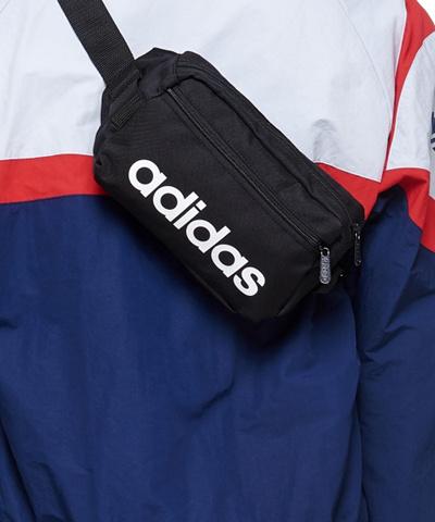 2fae2414024 Qoo10 - [ADIDAS] DT4827 LINEAR CORE Waist bag : Bag & Wallet
