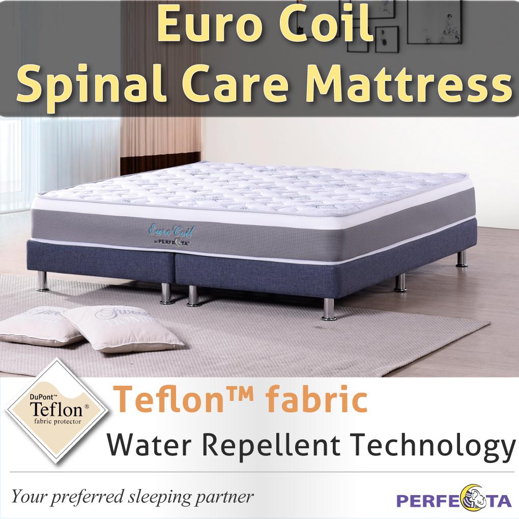 qoo10 euro coil mattress furniture deco