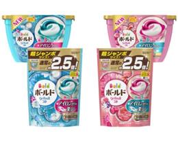 일본 보르도 캡슐 세제 젤볼 [본품+44개입 리필용] / 향기에 따라 선택해 주세요 / 일본 직구 인기템 / 무료배송
