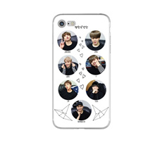 BTS V Jungkook Kpop Suga Bangtan Boys Korea Phone Cases for iphone 5 5s 5c SE 6 6S 6Plus 6sPlus 7 7p