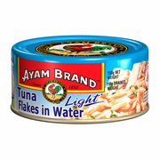 Ayam Brand Tuna Flake in Water