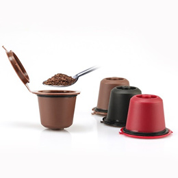 [SG Local Fast Delivery] Reusable Nespresso Capsule ★ Refillable! Save Cost Use Your Own Coffee