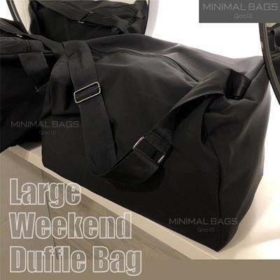 Folding Carry-on Bag Foldable Travel Bag Women Large Capacity Portable Shoulder Duffle Bag Cartoon Printing Waterproof Weekend Luggage Tote S26