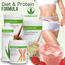 Herbalife Diet Shake Mix Formula 1 / Personalized Protein Powder Formula 3 / Herbal Aloe Concentrate
