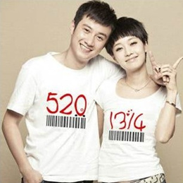 Couple Clothes Price for 2 Male 170-180cm Female 160-168Cm