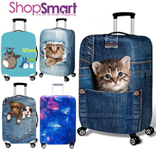 Travel Luggage Bag Protector Cover**46 DESIGNS MORE** Elastic Luggage Cover|Organiser