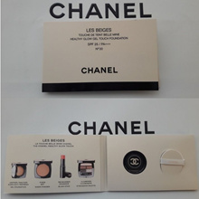 Chanel Les Beiges Healthy Glow Gel Touch Foundation SPF25 PA+++ No.20 1ml