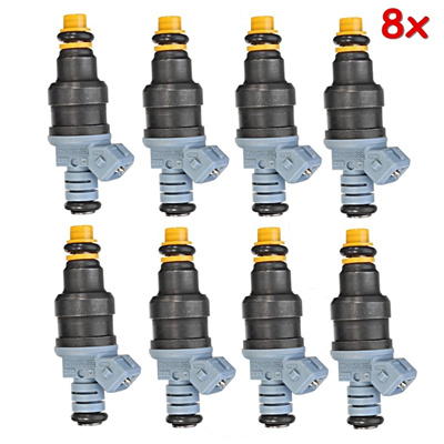 4/8x Fuel Injector 1600cc 152lb/hr For Mazda RX7 Chevy Ford Dodge GM  0280150842