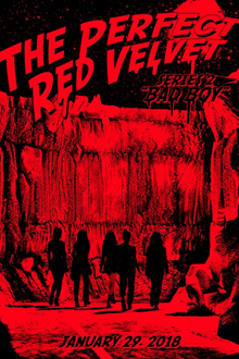 RED VELVET-2ND REPACKAGE [THE PERFECT RED VELVET]