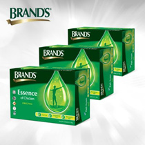 [Promo] Brands Essence of Chicken x 3 Packs - 36 bottles x70gm