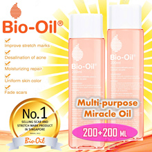 ★ 1+1 Mix N Match! ★ Bio Oil for Scars/ Stretch mark/ Dehydrated Skin / Aging skin. No.1 in SG!