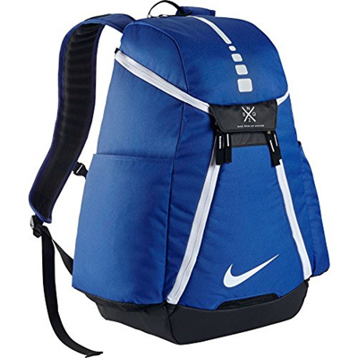 best service 1045b e2aa4 Nike Hoops Elite Max Air Team 2.0 Basketball Backpack Game Royal Black White