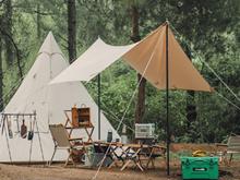 Nature Hike Cotton Tarp Hexagonal Hex Shelter Tent Emotional Camping NH20TM005