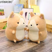 LYABAOBO 1PC Cartoon Korean Drama Jin Secretary Remember Dog Stuffed Toy Cute Dog Animal Plush Doll