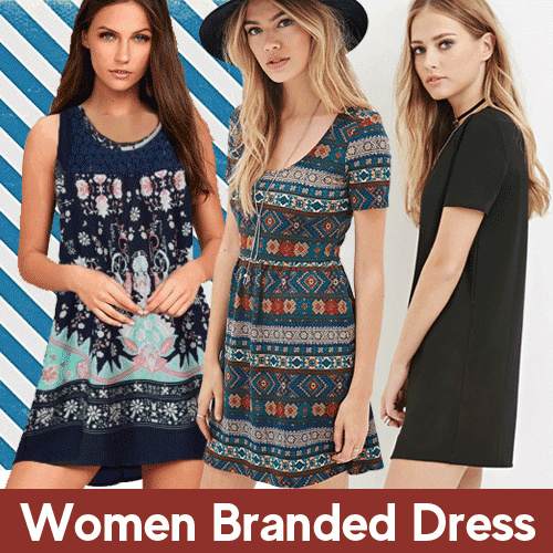 BEST SELLER Branded Women Dress Many Style Deals for only Rp39.000 instead of Rp39.000