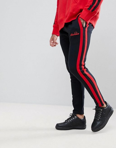 official price fashion styles best authentic Ellesse Joggers With Stripe