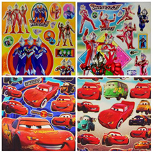 Gifts For Boys Stickers X 5 (Assorted)