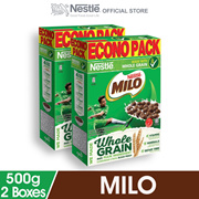 NESTLE MILO Breakfast Cereal  Econopack 500g x2 boxes