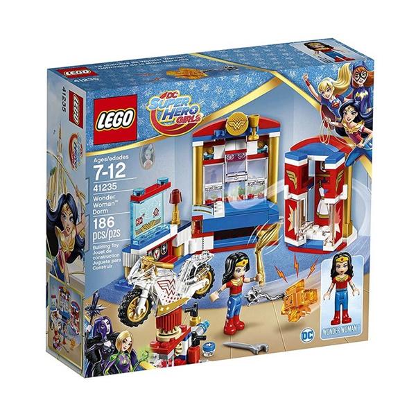 LEGO DC Super Hero Girls Wonder Woman Dorm-41235 Deals for only S$49.9 instead of S$0