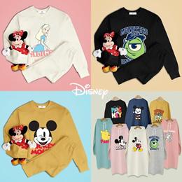 [RETNO x HOWRU] 18FW Disney Authentic Long sleeves T-shirts / Winter / Travel