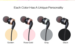 Awei ES-30TY Ultimate Portable Hi-Fi Earphone Earpiece Headset Cable IOS Android