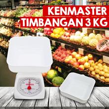 Kenmaster Timbangan 3 KG
