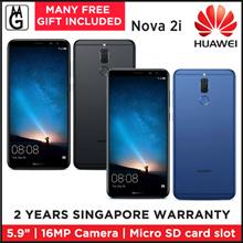 Huawei  nova 2i  | 4GB RAM | 64GB Internal Storage | Dual SIM LTE smartphone | 16MP Dual lens