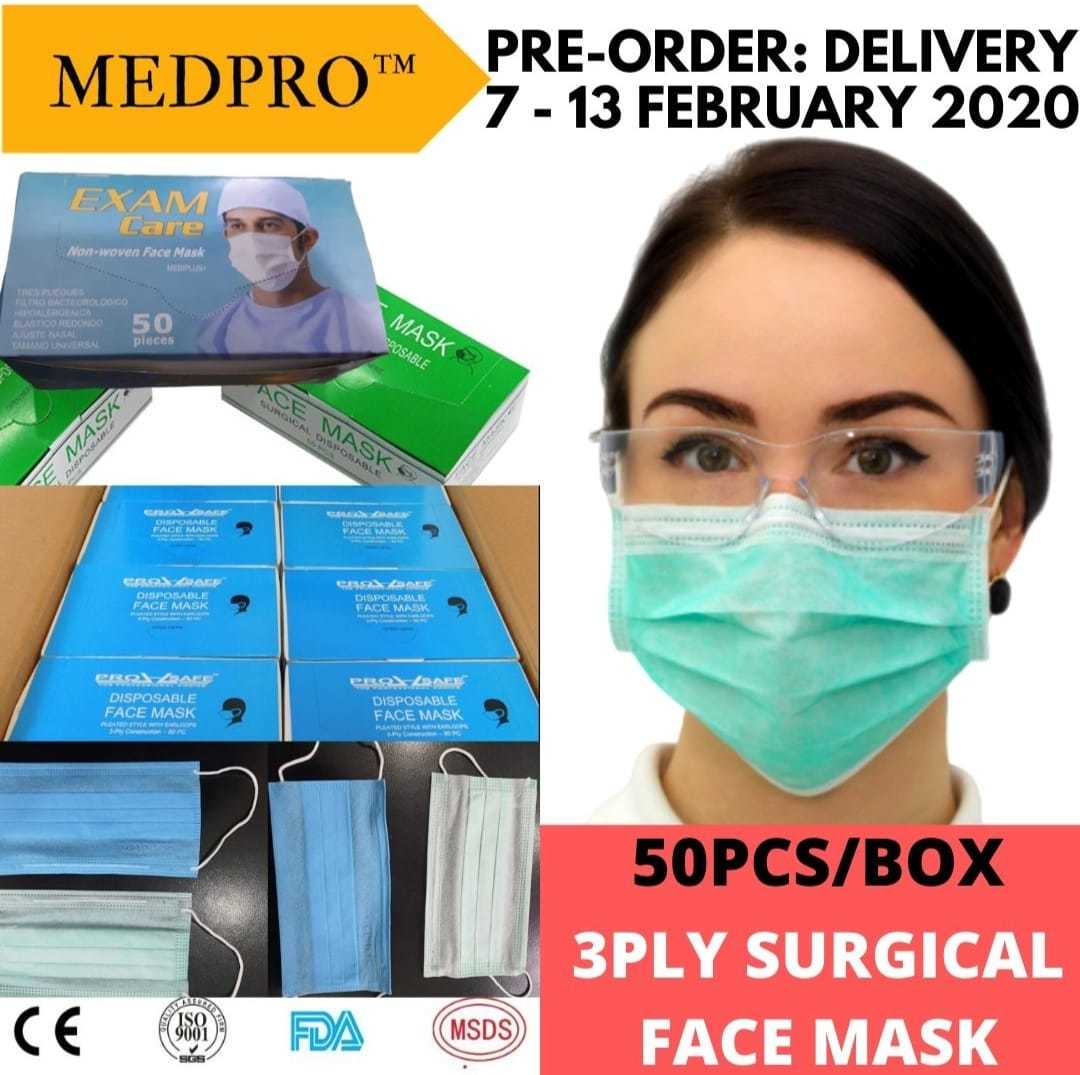 medpro surgical mask